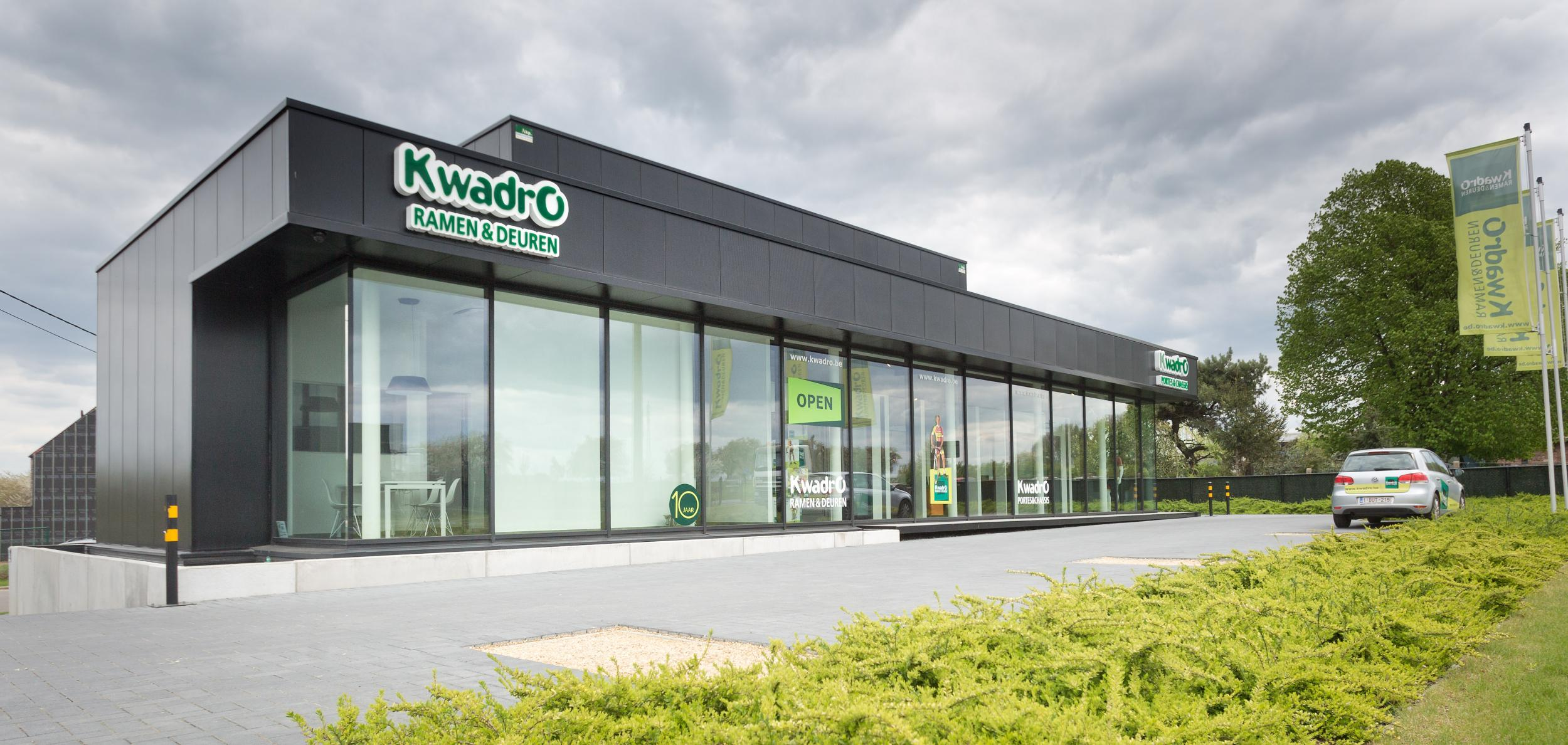 KwadrO Tongeren showroom
