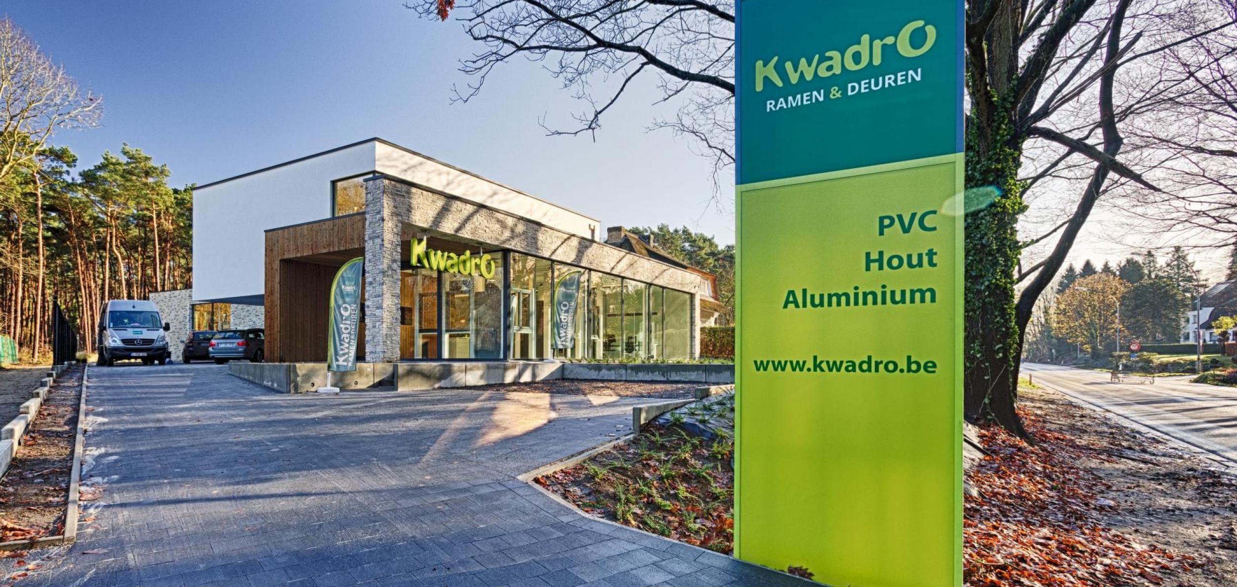 KwadrO showroom Herentals