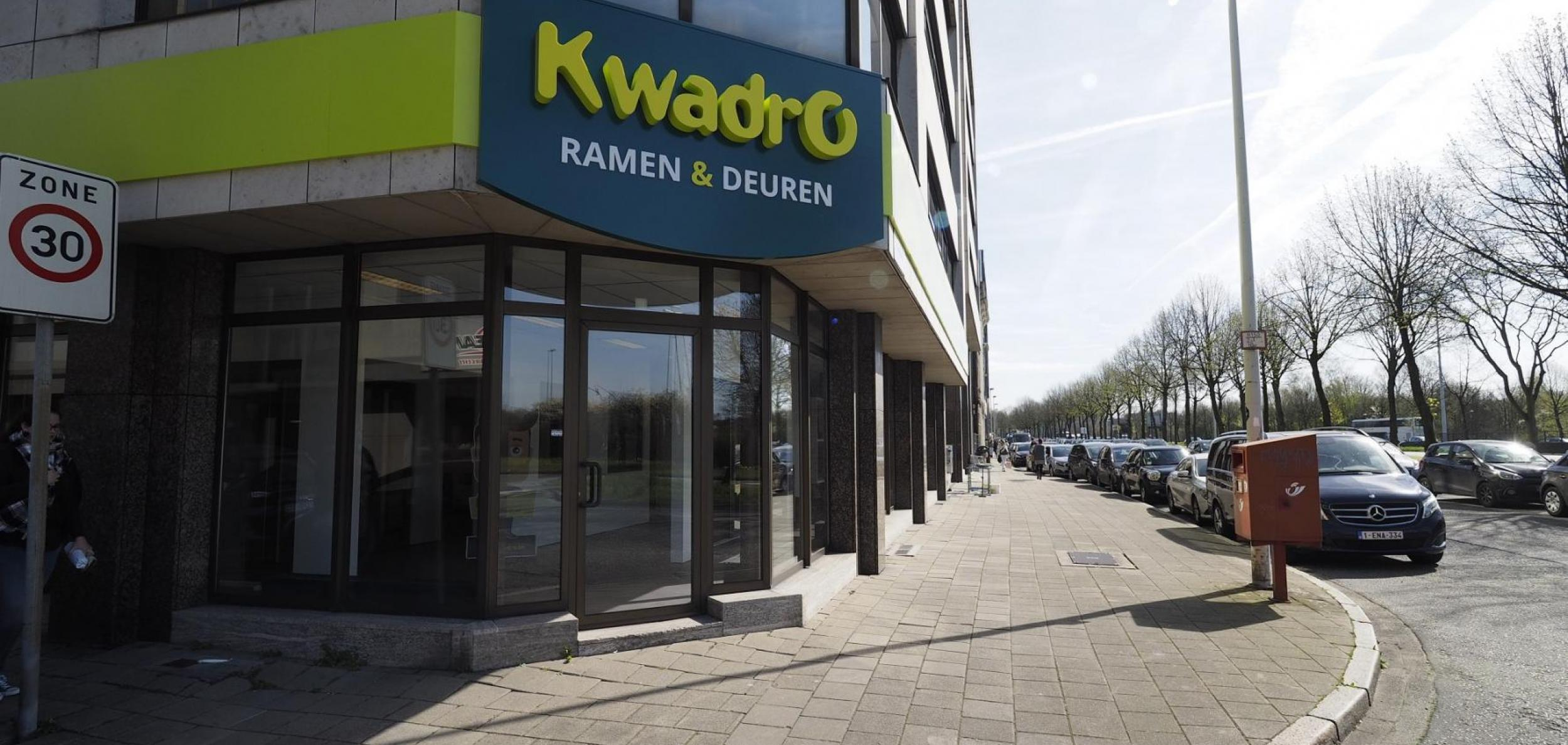 KwadrO Berchem | Showroom