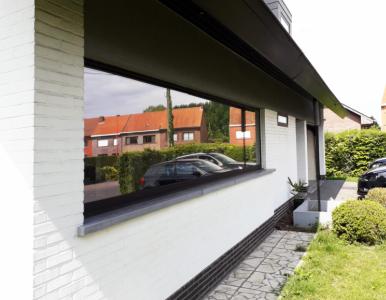 Aluminium ramen en deuren - KwadrO Vilvoorde