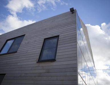 Aluminium ramen en deuren - KwadrO Diest