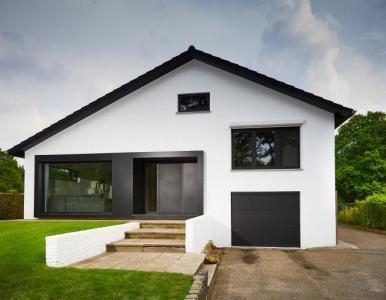 Aluminium ramen en deuren - KwadrO Genk